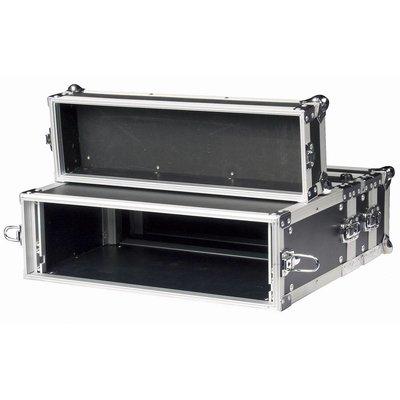DAP ACA-CDD3 19 Inch flightcase voor dubbele CD-speler