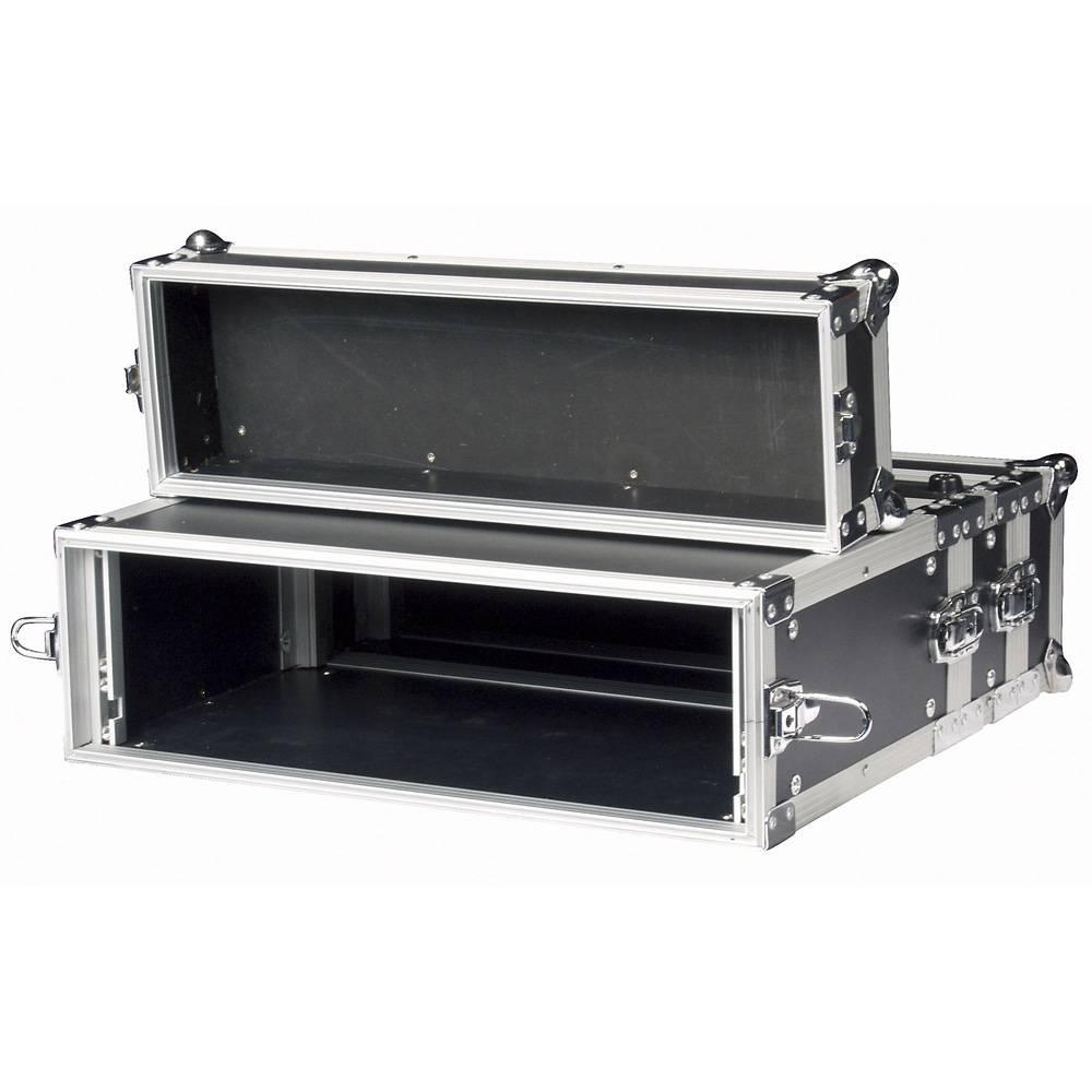 Image of DAP ACA-CDD3 19 Inch flightcase voor dubbele CD-speler