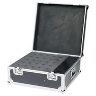 DAP ACA-MIC6 Flightcase voor 25 microfoons