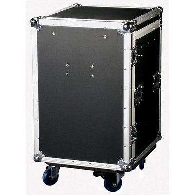 DAP UCA-DRA1 Roadie case 12 HE laden flightcase