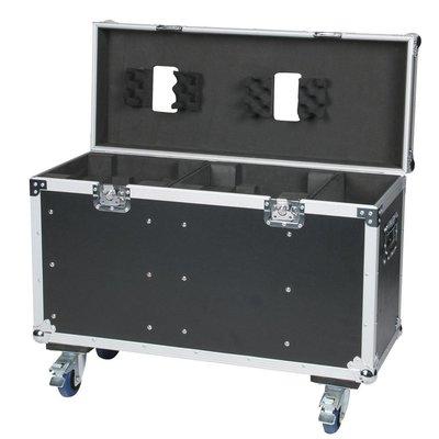 DAP LCA-PHA5 Flightcase voor 2x Phantom 75 Spot of Beam