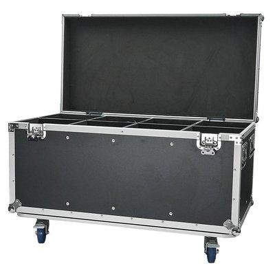 DAP LCA-PAR2 Flightcase voor 8x PAR 64