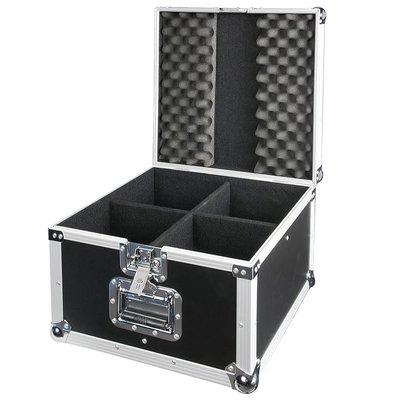 DAP LCA-PAR1 Flightcase voor 4x LED-par 56