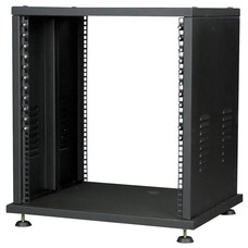 DAP RCA-MER12 Metalen 19 inch rack 12 HE