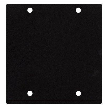 DAP Blindplaat paneel 2 segmenten