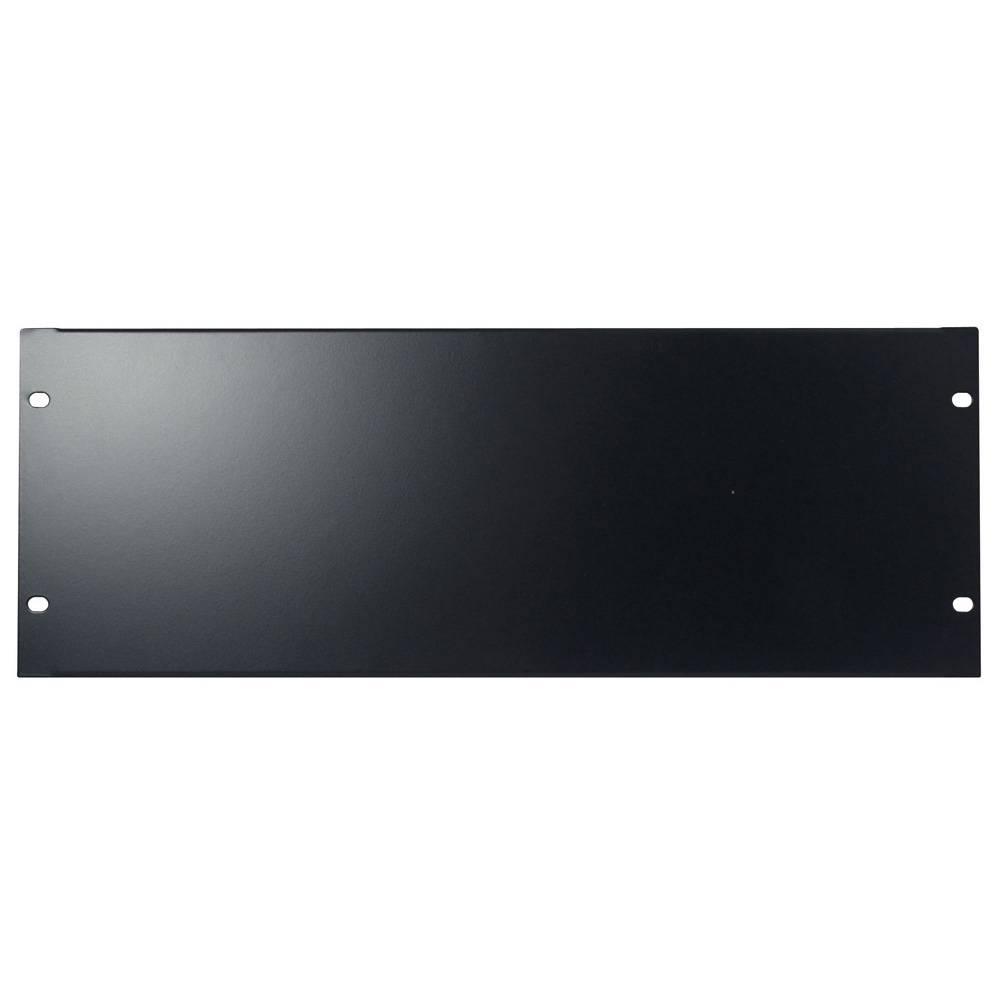 Image of DAP 19 inch blindplaat 4 HE U-vorm zwart