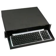 DAP 19 inch toetsenbord racklade