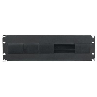DAP Switch Box met DIN-rail 19 inch 3HE