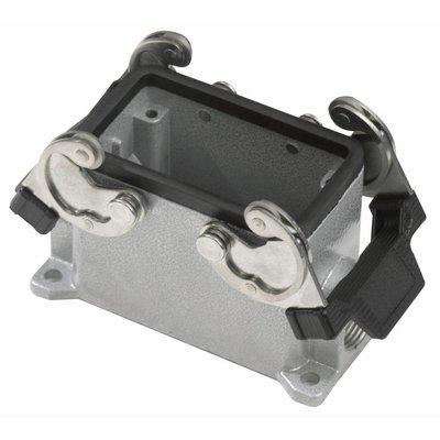 DAP 10p Opbouw chassisdeel met klemmen