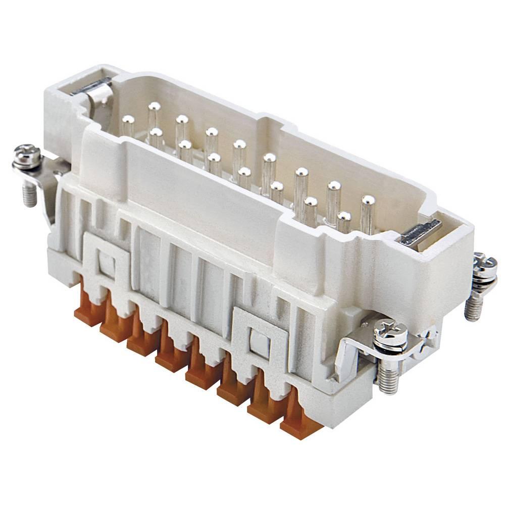 Image of DAP 16p insert male klemverbinding