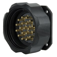 DAP Socapex 19 pins male chassis connector