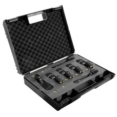 DAP DK-7 Drumset met 7 microfoons