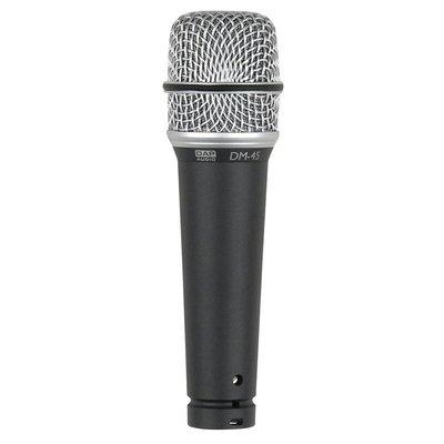 DAP DM-45 Dynamische instrumentmicrofoon