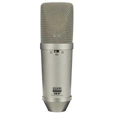 DAP CM-87 groot membraam studio condensator microfoon