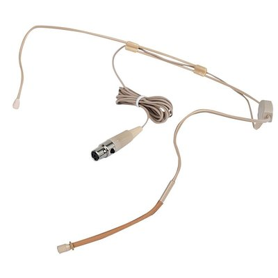 DAP EH-4 Headset microfoon beige