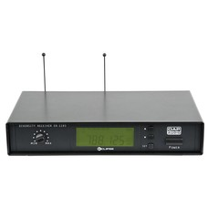 DAP ER-1193B Draadloze microfoon ontvanger 614-638MHz