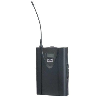 DAP EB-193B Draadloze beltpack 614-638MHz