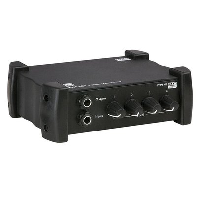DAP PMM-401 4-kanaals mixer en splitter