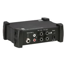 DAP AMP-104 4-kanaals koptelefoon versterker