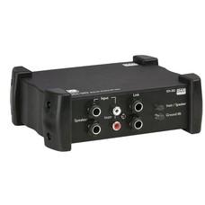 DAP SDI-202 Stereo Actieve DI box