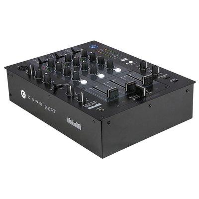 DAP Core Beat 3-kanaals DJ mixer