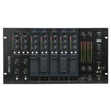 DAP IMIX-7.2 USB 7-kanaals installatie mixer