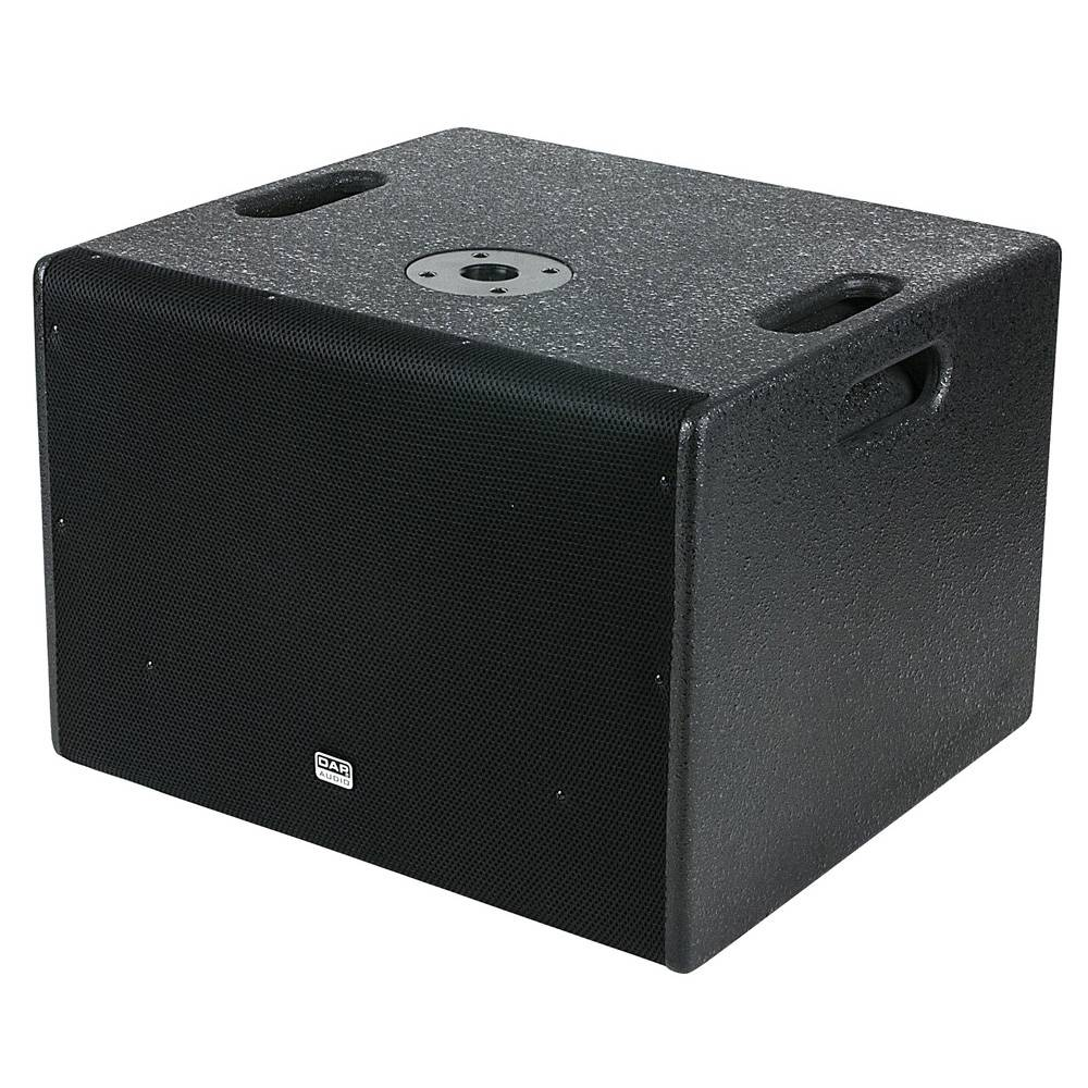 Image of Actieve PA subwoofer 30 cm (12 inch) DAP Audio DRX-12BA 600 W 1 stuks