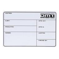 DMT Flightcase Label 113x170mm zelfklevend