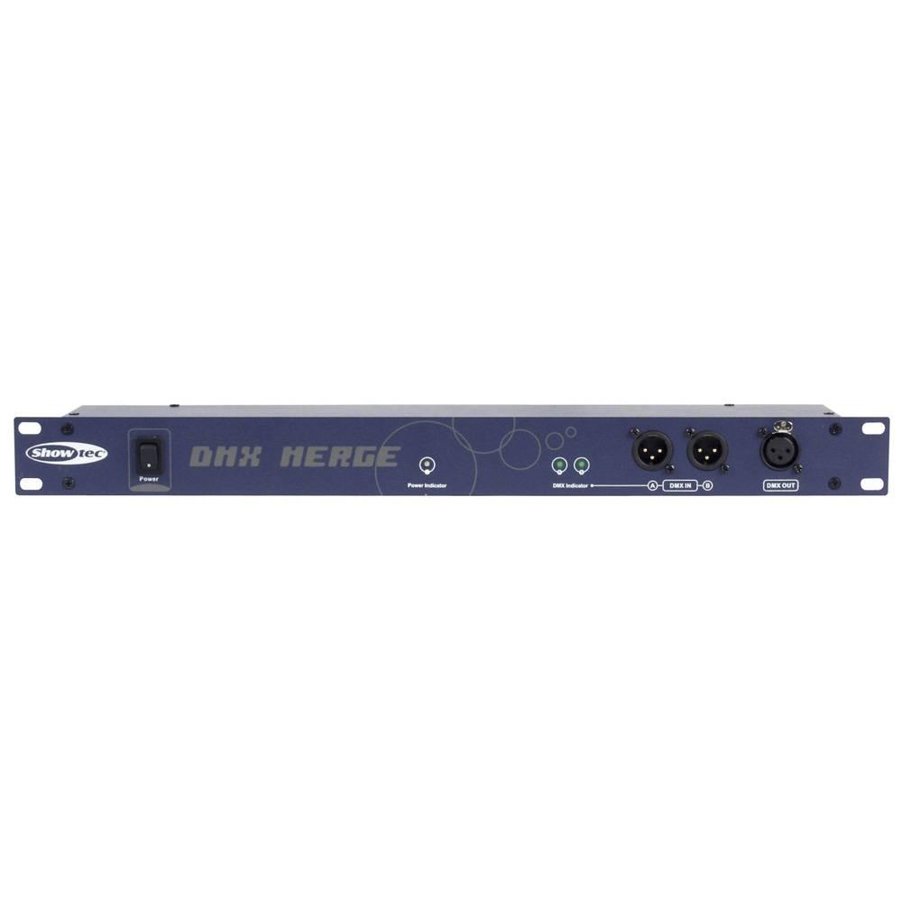 Image of Showtec DMX Merge 2 naar 1 DMX-signalen