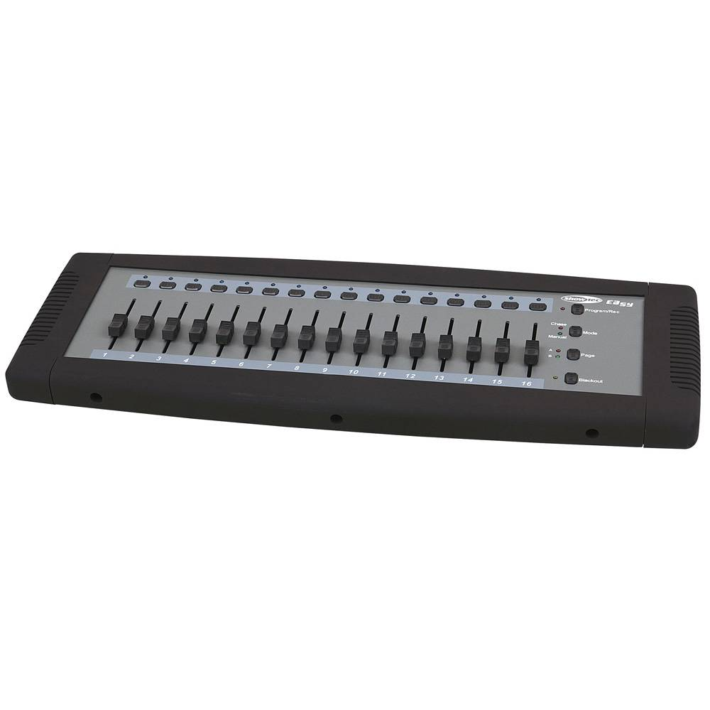 Image of Showtec Easy 16 DMX controller 16-kanaals Sound-to-light