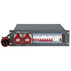 Showtec PS-3202 MK2 Krachtstroomverdeler 32A/5P