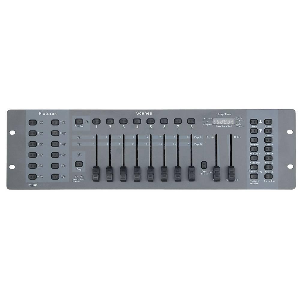 Image of Showtec SM-8/2 16-kanaals DMX controller