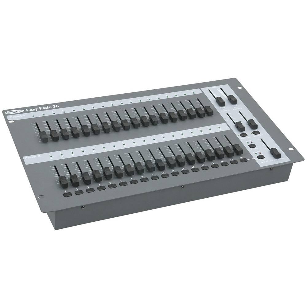 Image of Showtec Easy Fade 36 DMX lichtcontroller