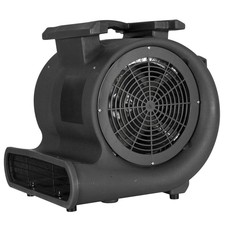 Showtec SF-250 Radial Touring slakkenhuis ventilator