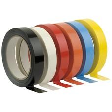 Showtec PVC Tape 19mm 66m geel