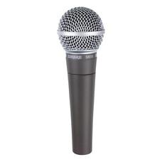 Zang & spraak microfoons
