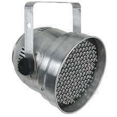 Showtec LED-par 56 kort ECO zilver