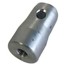 Showtec Halve conische spigot M12 schroefdraad voor Showtec F-serie