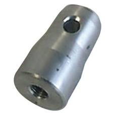 Showtec Halve conische spigot M12 schroefdraad voor Showtec G-serie