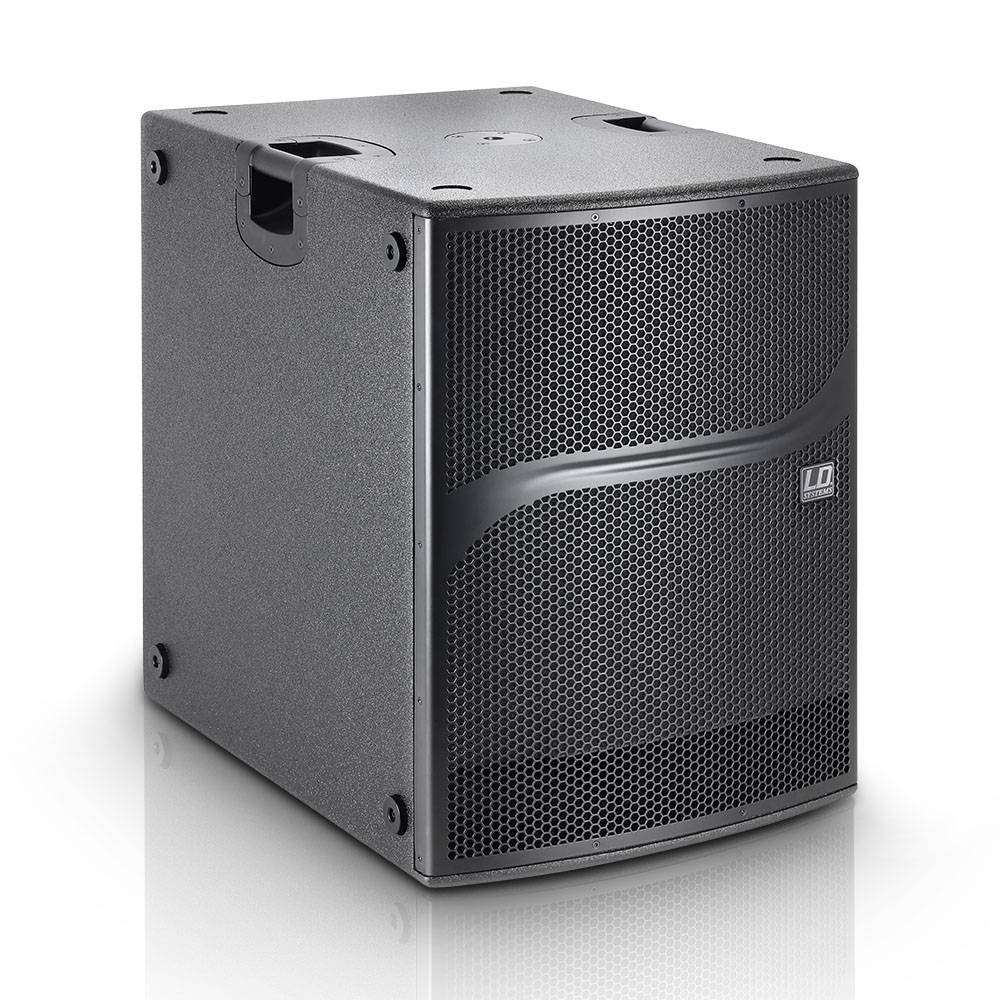 Image of LD Systems DDQ SUB18 Actieve subwoofer 18 Inch