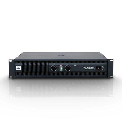 LD Systems DEEP2 DP2400X versterker