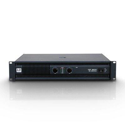 LD Systems DEEP2 DP600 versterker