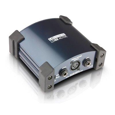 LD Systems LDI02 Actieve DI-box