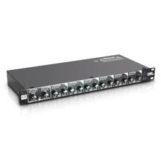 LD Systems MS828 8-kanaals mixer/splitter combinatie