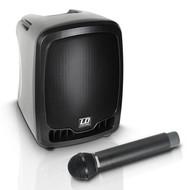 LD Systems Roadboy65 Draagbare speakerset met draadloze microfoon