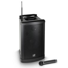LD Systems Roadman102 Draagbare speakerset met draadloze microfoon