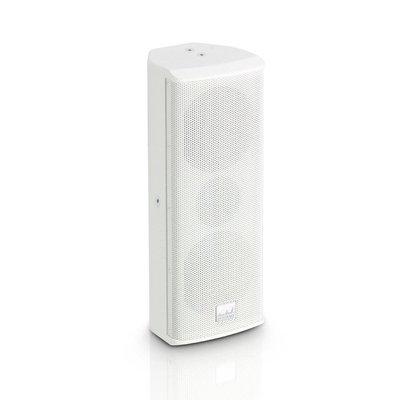 LD Systems SAT242G2W passieve installatie luidspreker 2x 4 inch wit