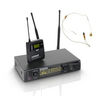 LD Systems WIN42 BPHH Draadloos headset systeem