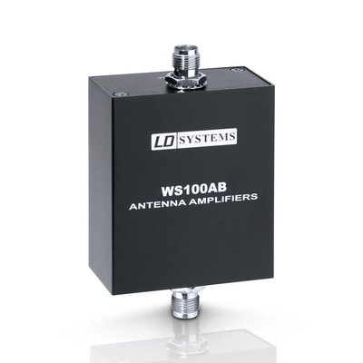 LD Systems WS100AB WS100-serie antenne versterker