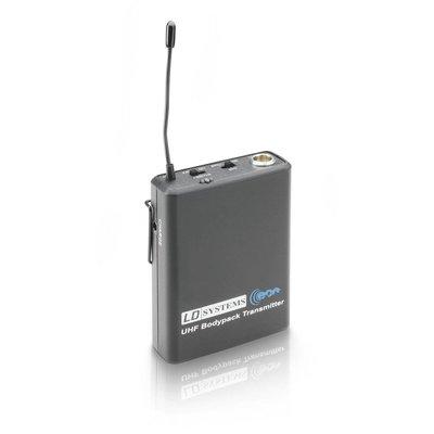 LD Systems WS ECO2 BP4 Draadloze beltpack zender 864.900MHz